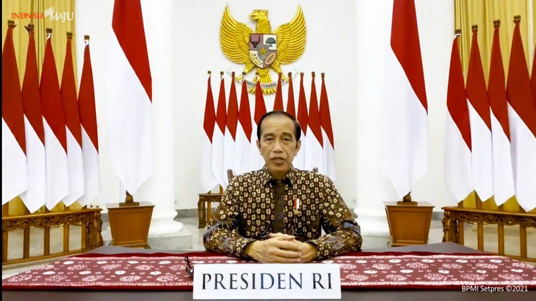 Presiden Jokowi Umumkan PPKM Darurat Diperpanjang, Pemerintah Akan Lakukan Pembukaan Bertahap