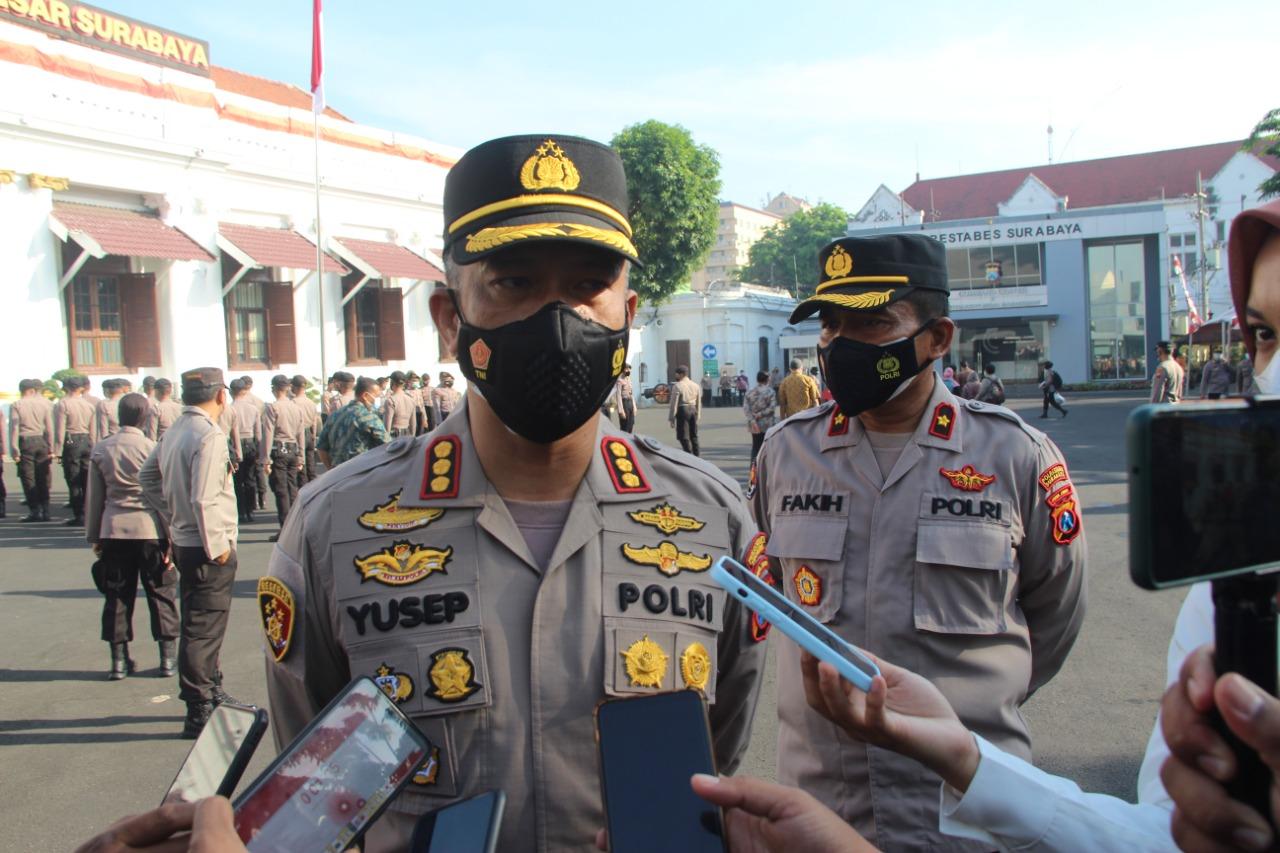 Kapolrestabes Surabaya