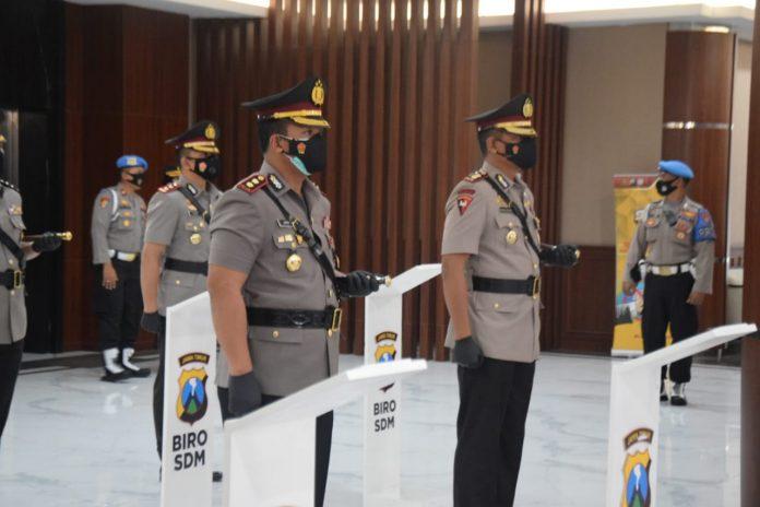 Kapolres Pamekasan Resmi Berganti, AKBP Apip Ginanjar ke AKBP Rogib Triyanto